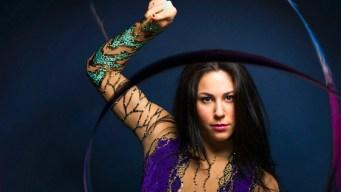 Julie Zetlin Is America's Rhythmic Gymnast