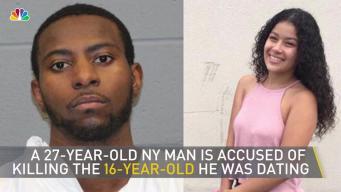 27-Year-Old Accused of Killing Girlfriend, 16