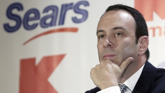 Sears Chairman's Hedge Fund Wins Bankruptcy Auction