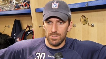 "Henrik Lundqvist: ""Don't Think About The Standings"""