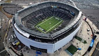 NBC 4 New York and NY Giants Health and Fitness Expo