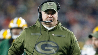 Jets Interview Former Packers Coach Mike McCarthy