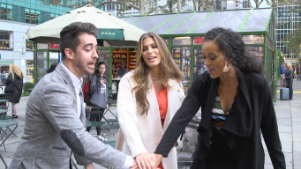 A Day With Miss Universe, Miss USA and Waffles in NYC