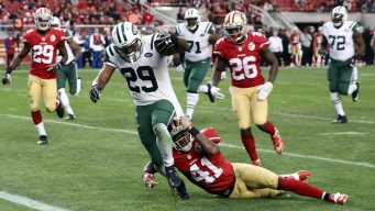 Powell Steps Up to Lead Jets to 23-17 OT Win Over 49ers