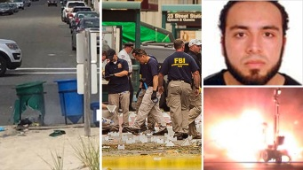 Federal Charges Filed Against Alleged NYC, NJ Bomber