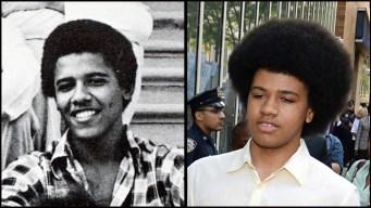 President Obama Praises Dante de Blasio's Afro