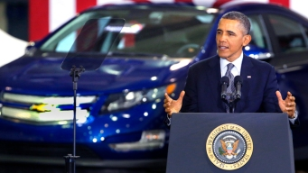 Obama On Shifting Cars, Trucks Off Oil