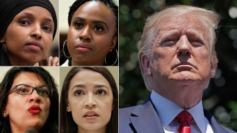 Leave the US, Trump Tells Liberal Congresswomen of Color