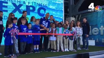 Health Expo Opens at MetLife Stadium