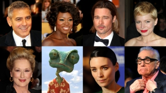 Print Out Your 2012 Oscars Ballot