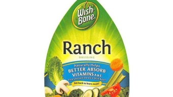 Nearly 10K Cases of Ranch Salad Dressing Recalled