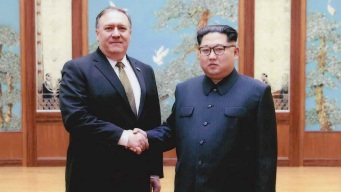Pompeo Points to Potential Security Assurances for N. Korea