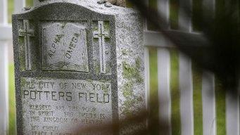 De Blasio Signs Bill Transferring Control of Burial Ground