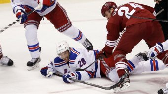 Rangers Open Season With 4-1 Loss