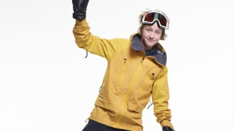 Red Gerard Qualifies for Peyongchang, Hopes to Make History