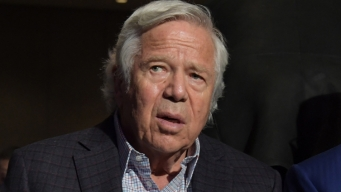Patriots Owner Robert Kraft Being Charged With Soliciting Prostitute