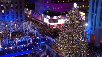 Rockefeller Center Tree Cam
