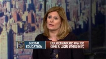 Pushing for Education Reform