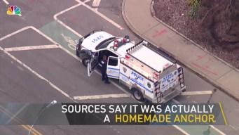 Homemade Anchor, No Sea Mine, Evacuates Some NYC Blocks