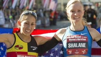 Marathon Winner Waited for Friend During Bathroom Break