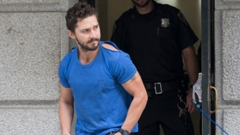 Shia LaBeouf Arrested at Broadway Theater