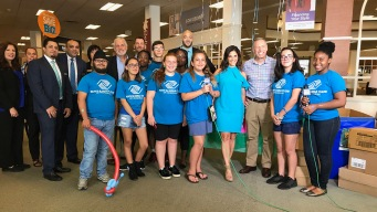 Nearly 11K School Supplies Donated in 1 Day of Drive