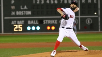 Price Pitches Red Sox Past Dodgers for 2-0 World Series Lead