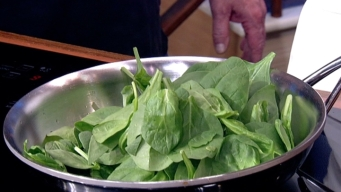 'Tis the Season for Spinach