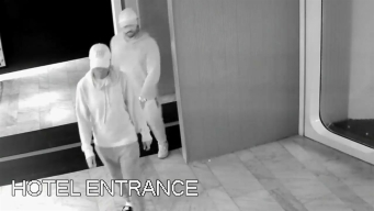 Surveillance Video Shows Suspects in Break-ins at The Standard