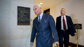 Trump Confidant Stone Won't Give Senate Documents or Testify
