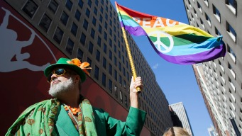 Millions Watch, March in 'Unifying' St. Patrick's Day Parade