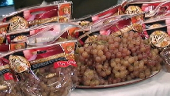 Sweet Muscatel Grapes