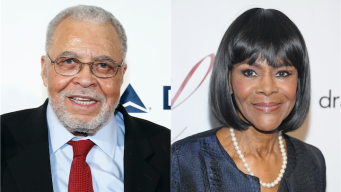 "James Earl Jones and Cicely Tyson Lead ""The Gin Game"""