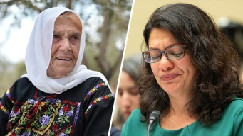 Rep. Tlaib's Grandmother in West Bank Still Hopes for a Visit