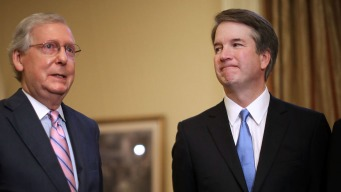 McConnell Says Senate 'Not Broken' After Kavanaugh Fight