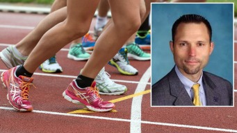 NJ Schools Chief Doesn't Explain His Track Field Defecation