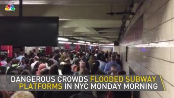 Major Train Pain Hits NYC Subway System