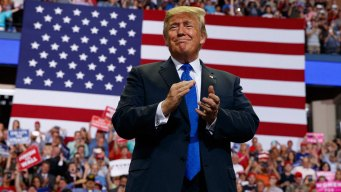 Trump's Already Raised Over $100 Million for His Re-Election