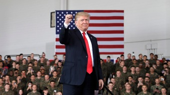 Star Wars? Trump Proposes Military Space Force