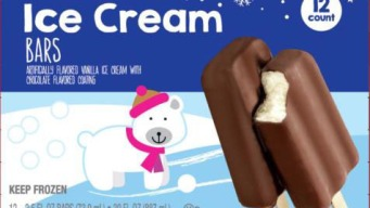 NY-Made Ice Cream Bars Recalled Over Listeria Fears