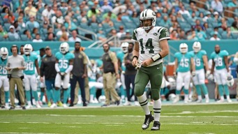 Fitzpatrick is the Jets' Best Option at QB Until Loss No. 8