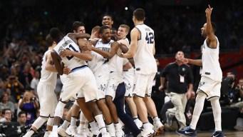 Villanova Beats Michigan for NCAA Men's Hoops Title