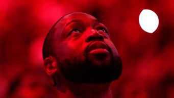 'Still Amazing': Dwyane Wade Plays His Last Game in Miami
