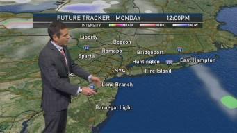 Forecast for Monday, Nov. 20