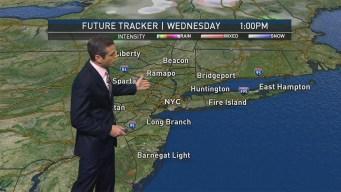 Forecast for Wednesday, Nov. 29