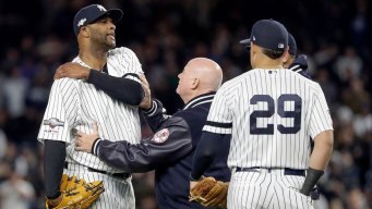 CC Sabathia Dislocated Shoulder, Major League Career Over
