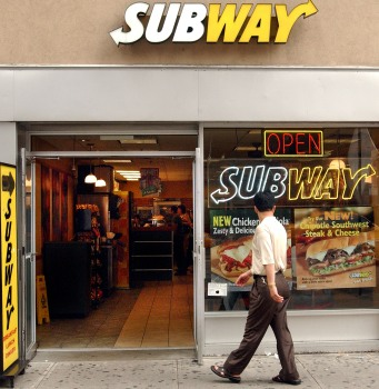 Subway Sandwich Chain Slashing Sodium