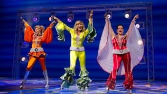 "Thursday Matinees For ""Cinderella,"" ""Mamma Mia!"" and ""Phantom"""