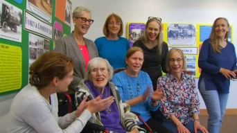 'A Whole New Family': 98-Year-Old Meets Relatives After Learning She Was Adopted