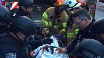 4 Injured in Suspected Terror Explosion